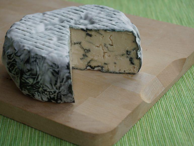 Vegan blue mold cheese roquefort